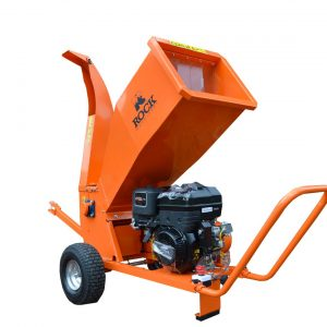 Petrol Gravity Feed Chippers